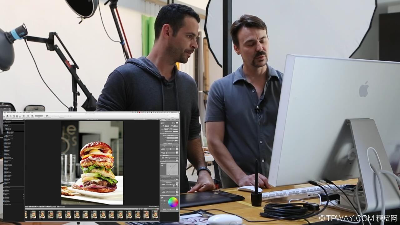 Phlearn PRO Epic Burger Photo Shoot_20160114205322.JPG
